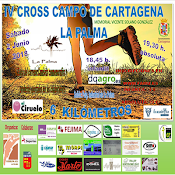 IV CROSS CAMPO DE CARTAGENA.