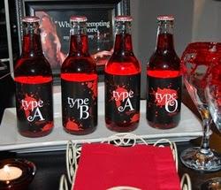 minuman soda golongan darah