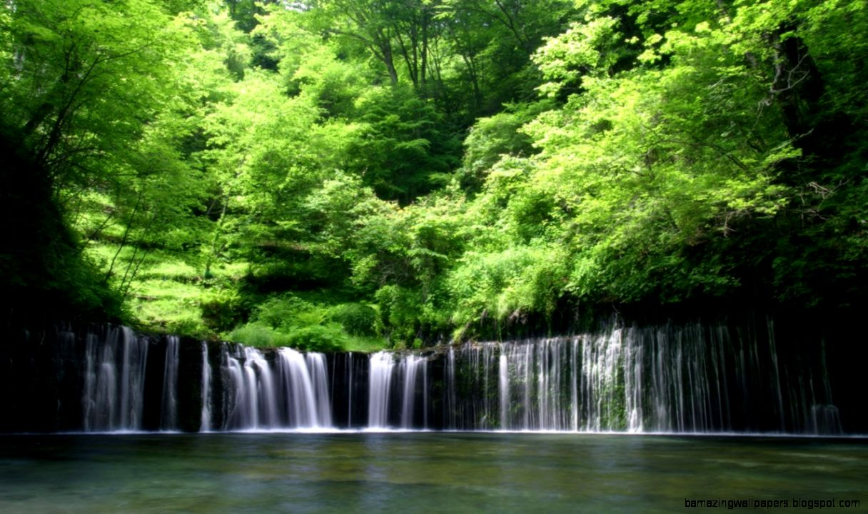 waterfalls wallpapers most beautiful - photo #37