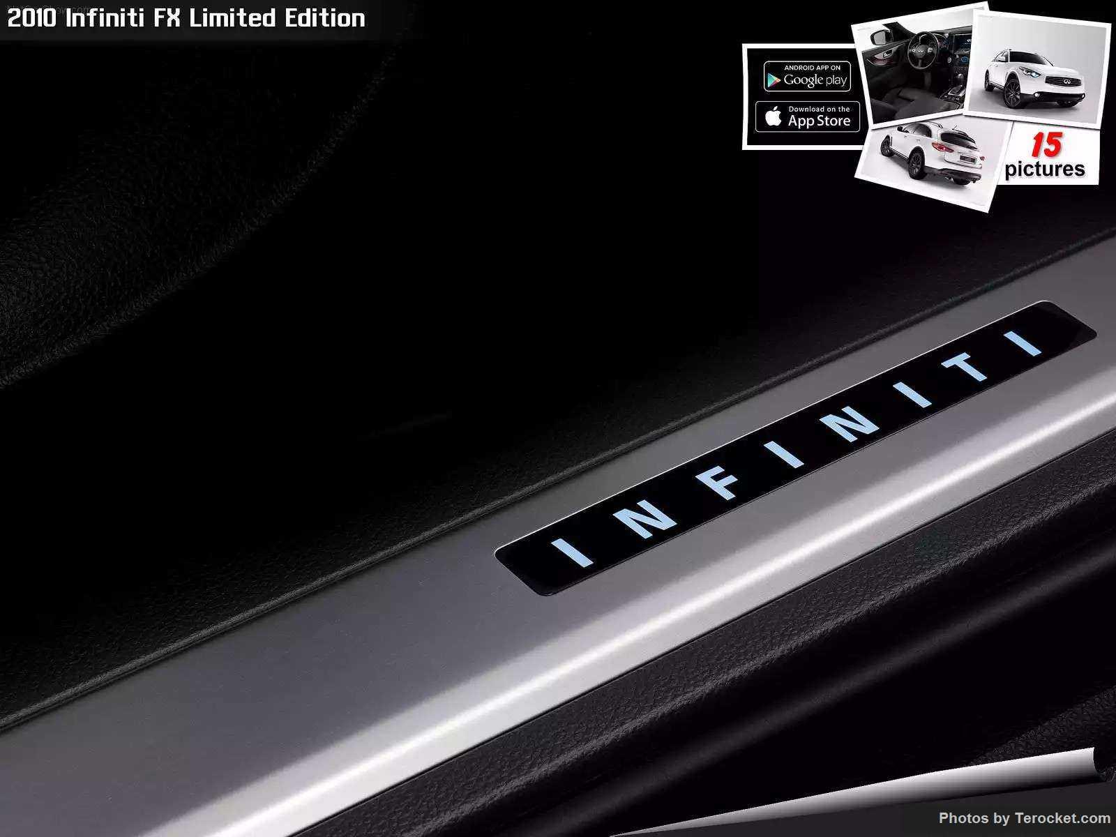 Hình ảnh xe ô tô Infiniti FX Limited Edition 2010 & nội ngoại thất