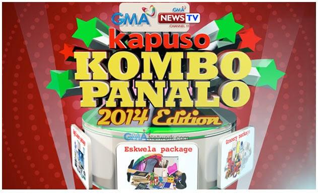 Kapuso Kombo Panalo 2014, Kapuso Kombo Panalo, GMA 7 Kapuso Kombo Panalo