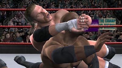 Download WWE Smackdown VS Raw 2008 Setup