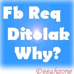 7 ALASAN FRIEND REQUEST FACEBOOK DITOLAK