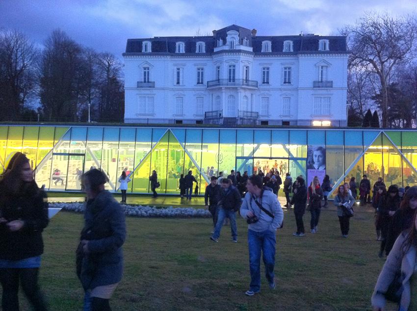 Isuuru visita de la escuela de arquitectura de valencia - Escuela superior de arquitectura de san sebastian ...