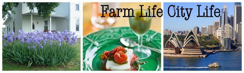 Farm Life City Life