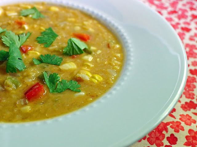 Cooking Weekends: Coconut Lentil Soup