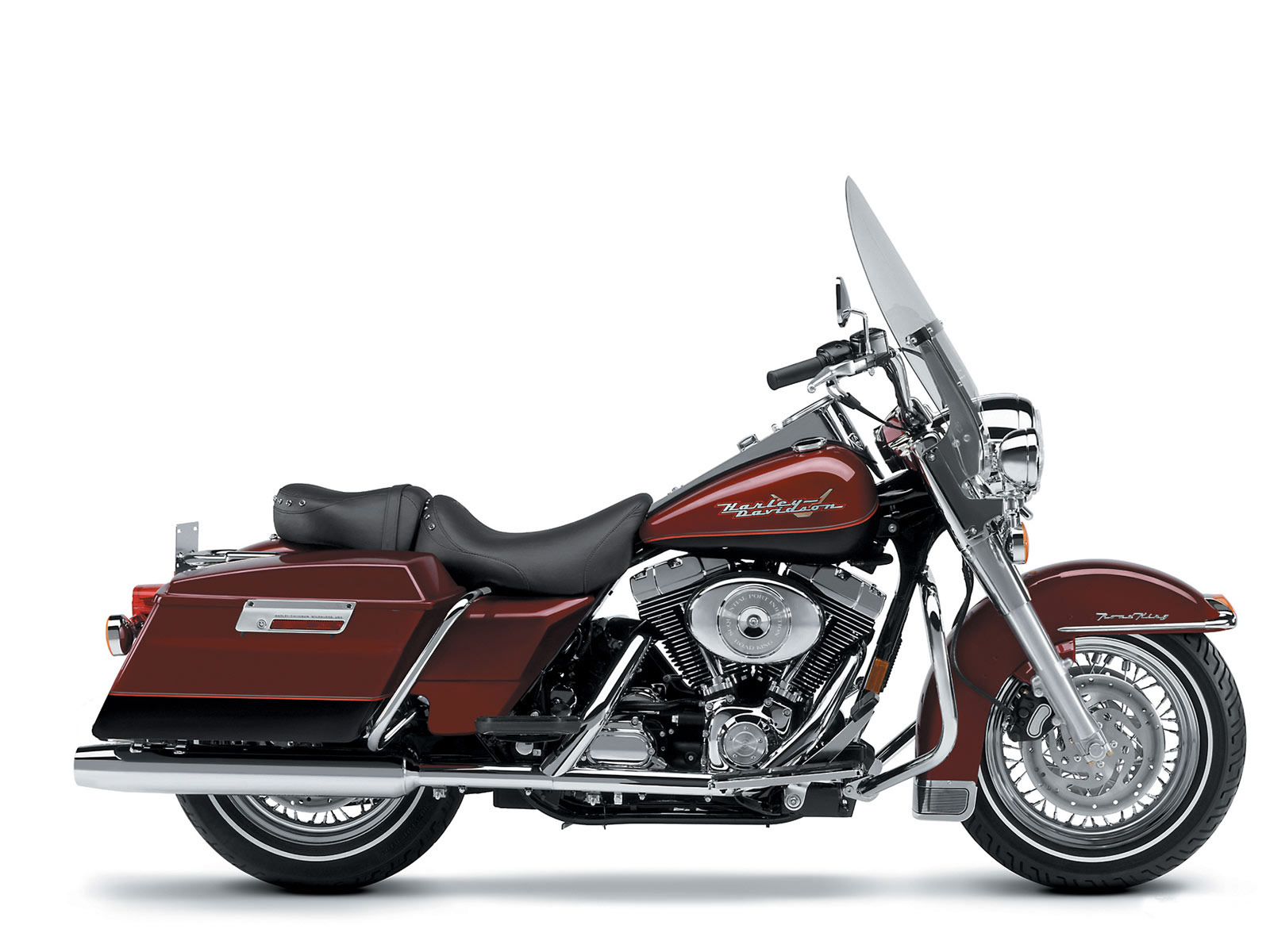 Flhr Road King 2002 Harley Davidson Pictures Specifications