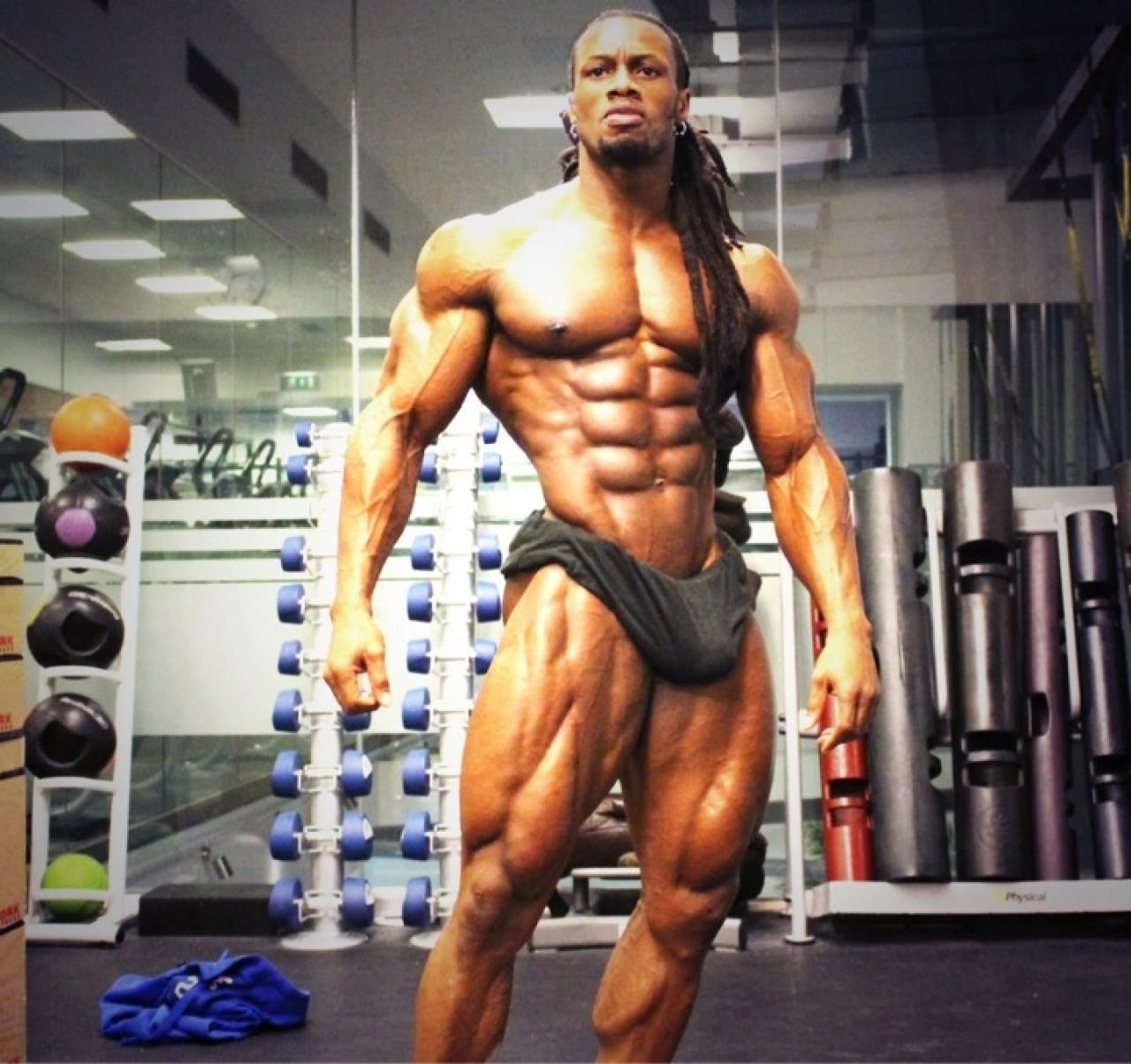 Ulisses Jr World's Top Fitness Model