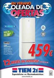 catalogo tien 21 verano 2013
