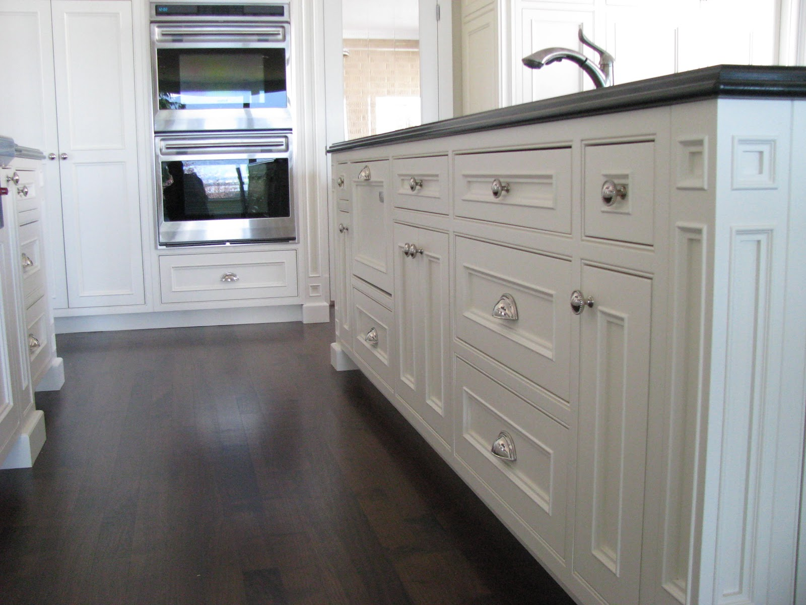 simply beautiful kitchens - the blog: beaded inset cabinets - part two