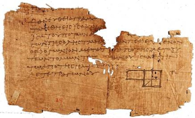 800 κιβώτια με αρχαία ελληνικά χειρόγραφα σε πανεπιστήμιο της Βρετανίας; Διαβάστε ένα πολύ ενδιαφέρον άρθρο που θέτει πολλούς προβληματισμούς και θα καταλάβετε