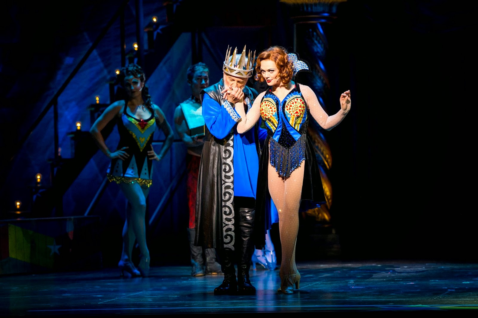 Pippin (Photo: Terry Shapiro)