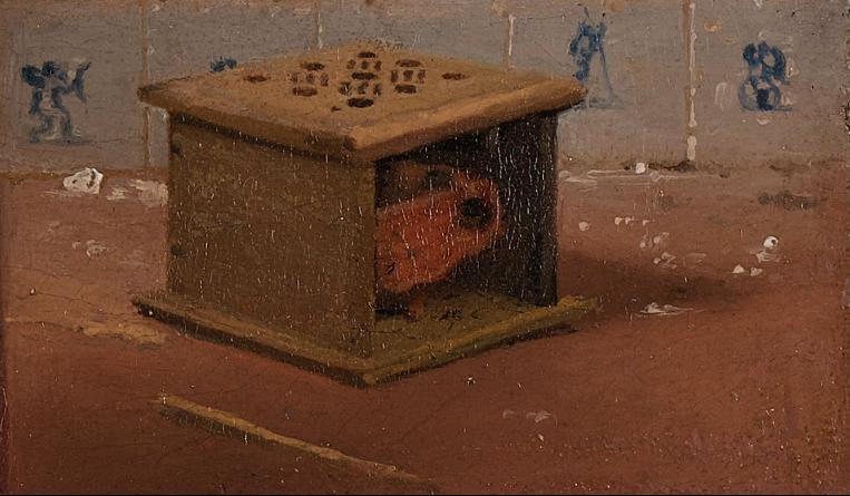 Er mundo de manu johannes vermeer obras - La lechera de vermeer ...