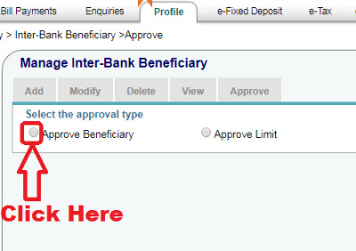 line net banking