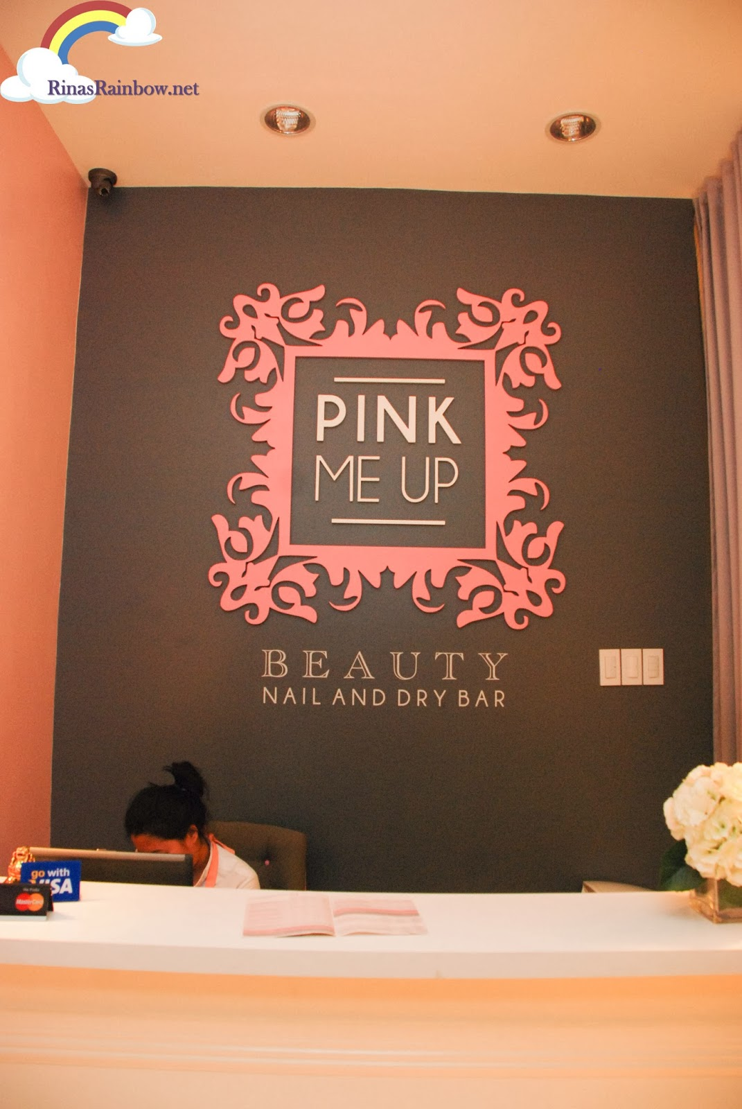 pink me up beauty nail and dry spa