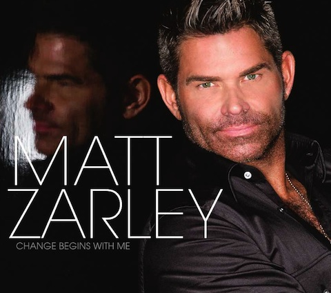 Matt Zarley has been an openly gay singer/songwriter for over a decade now ...