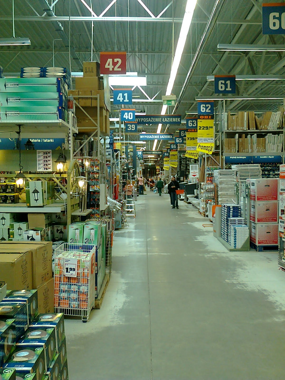 home improvement store look like here in lublin just like home depot ...
