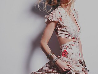 How Boho Babes do Derby Part 2: The Dress