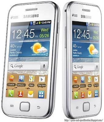 Hp Samsung Galaxy Ace Duos S6802