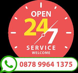 Kami Selalu Online 24/7