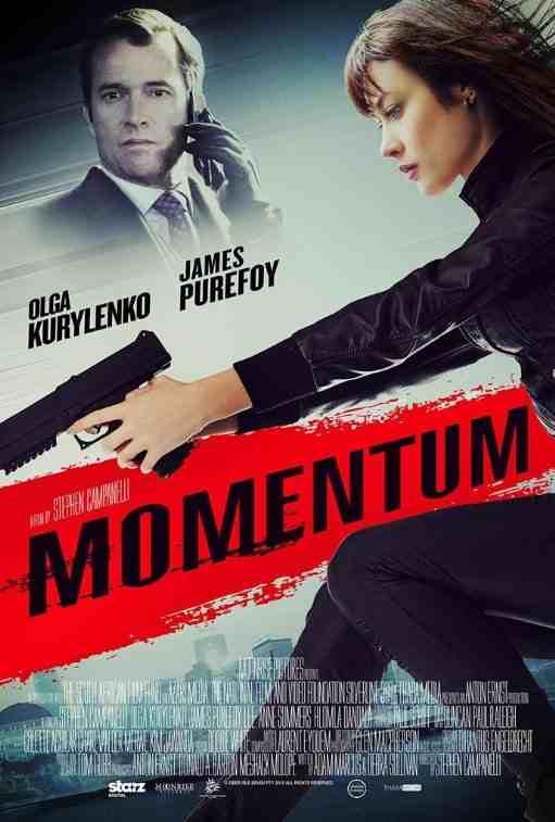 Momentum (2015) | Aciton | Thriller