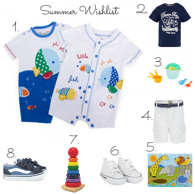 Alex And Alexa – Summer Wishlist