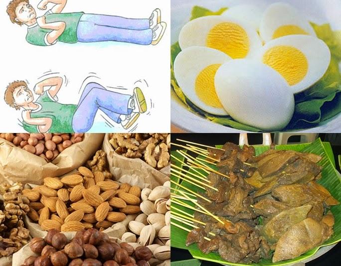 Pantangan Makanan Untuk Penderita Epilepsi