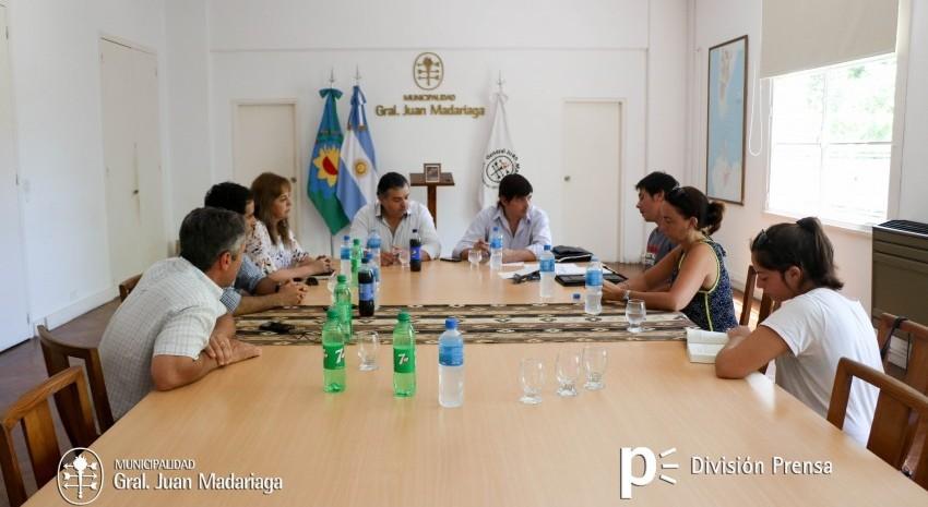 Funcionarios del ministerio del interior de la naci n for Ministerio del interior nacion