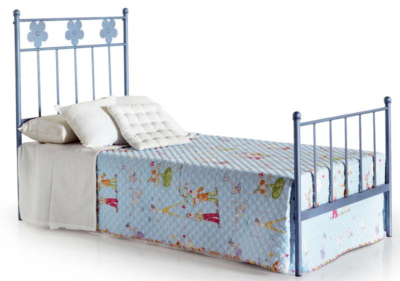 Muebles de forja camas forja para dormitorios infantiles - Camas dormitorios infantiles ...