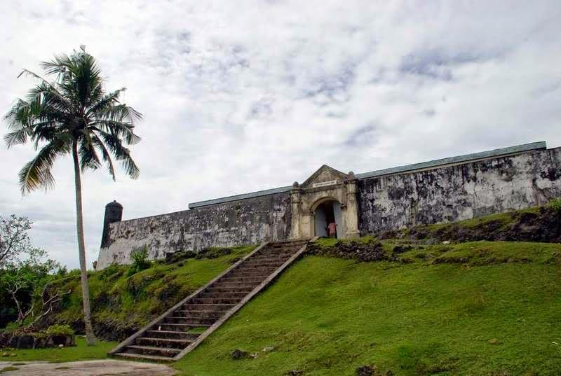 Benteng Duurstede, Saparua