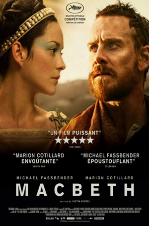 Macbeth Theatrical Release Poster