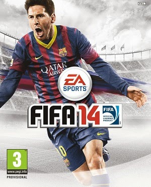 FIFA 14 Cover Game Image