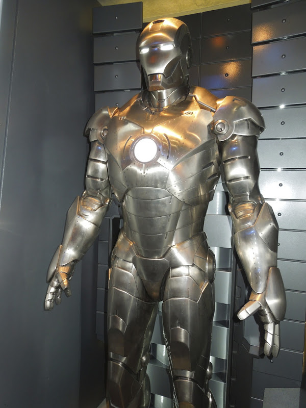 Iron Man Mark II armor