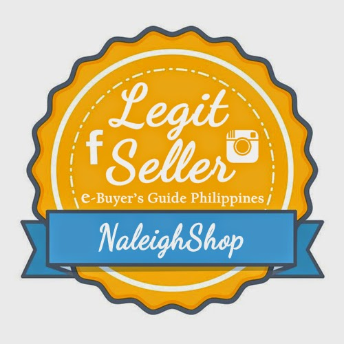NaleighShop Badge