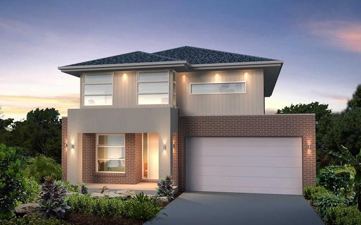 kumpulan bentuk fasad rumah minimalis terbaru 2016
