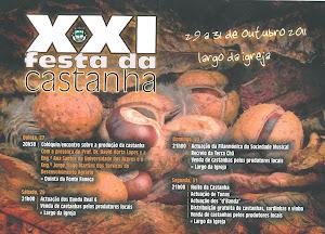 XXI Festa da Castanha