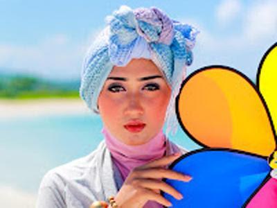Hijab Untuk Ke Pantai Tutorial Hijab