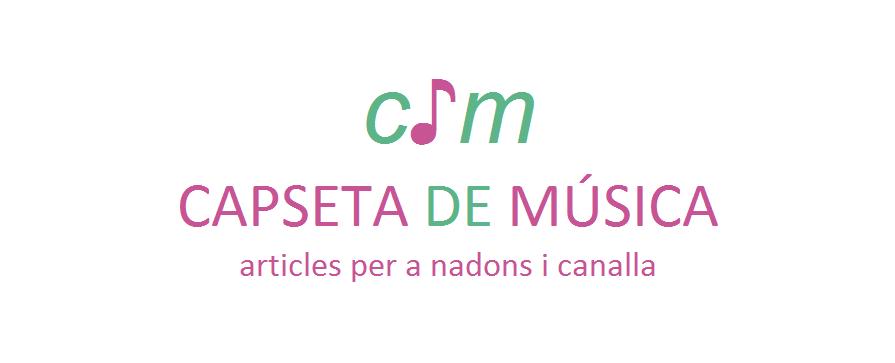 CAPSETA DE MÚSICA