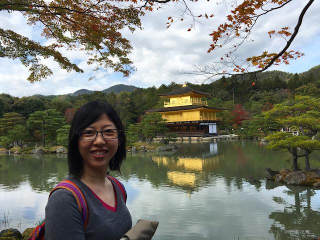 kyoto kinkakuji kinkaku temple gold