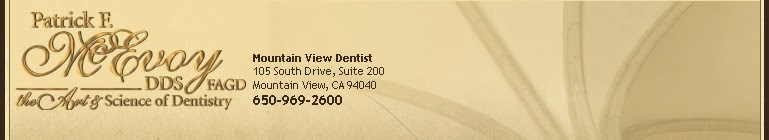 Mountain View CA Dentist Patrick F. McEvoy, DDS
