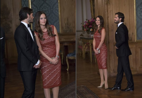 Princess Sofia and Princess Carl Philip