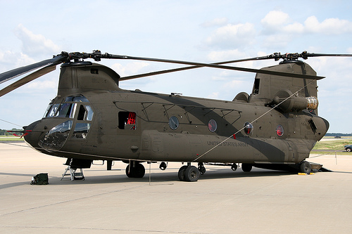 sports  Chinook Helico...