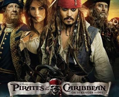 Piratas del Caribe 4 HD