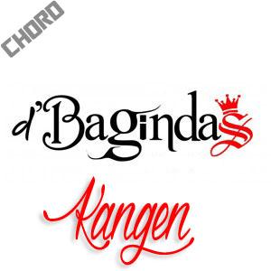 Lirik dan Chord(Kunci Gitar) D'Bagindas ~ Kangen