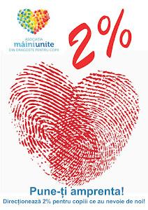 2% pentru Maini Unite