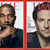 Kanye West & Bradley Cooper Front 'Most Influential' Issue Of 'TIME'