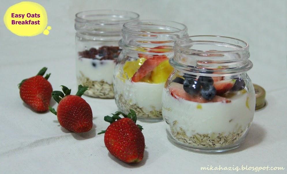 sarapan gaya sihat