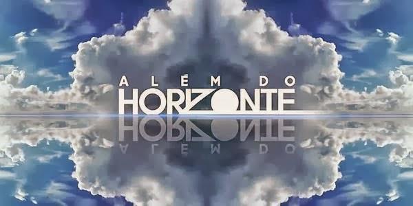 alem do horizonte logo Qual é o Mistério da novela Além do Horizonte?