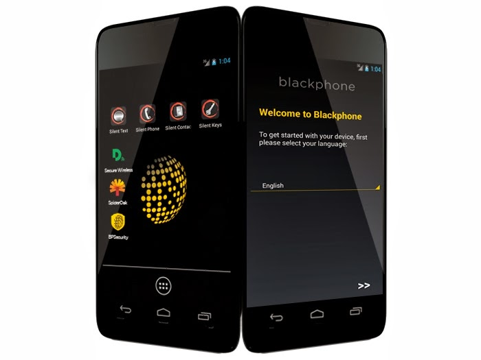 Silent Circle's BLACKPHONE - A Privacy and Security Focused Smartphone now available for pre-order for about $629.
