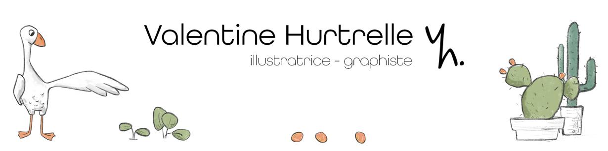 Valentine Hurtrelle ... illustrations...
